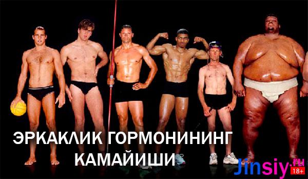 ЭРКАКЛИК ГОРМОНИНИНГ КАМАЙИШИ ХАҚИДА
